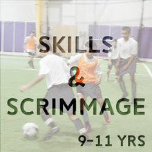 Load image into Gallery viewer, Skills & Scrimmage Spring Session