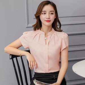 Cool Girl Chiffon Blouse