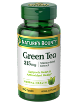 Nature's Bounty Green Tea