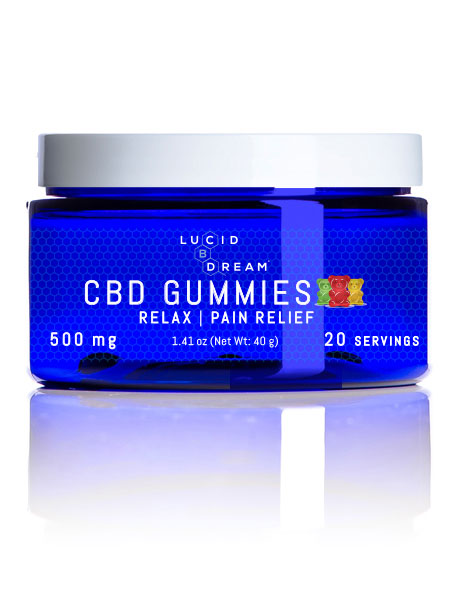 Lucid Dream CBD Gummies