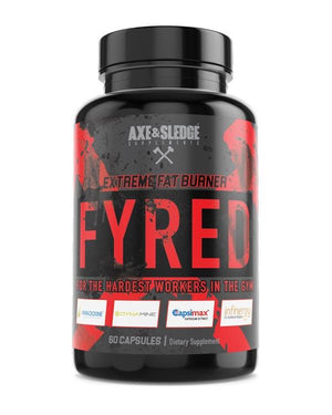 FYRED // Extreme Fat Burner