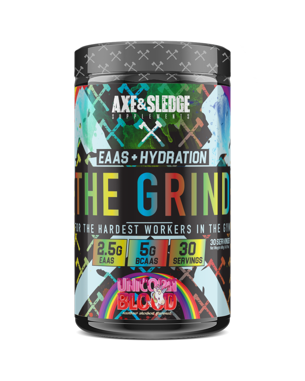 THE GRIND // EAAs + Hydration