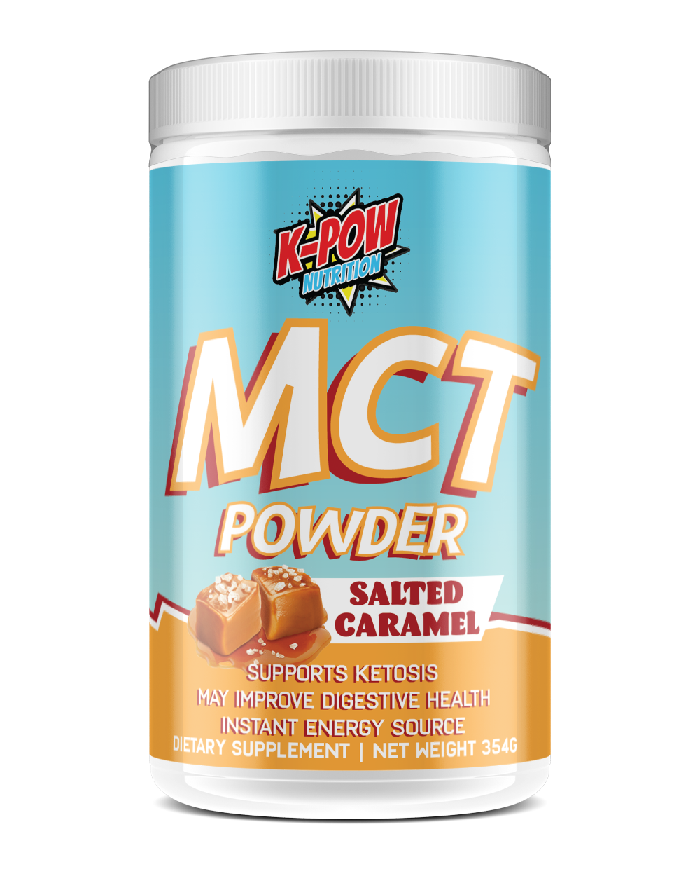 KPOW MCT Powder