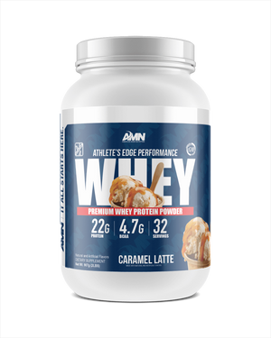 American Made Nutrition Protein Caramel Latte / 2lb Performance Whey