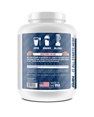 American Made Nutrition Protein Performance Whey