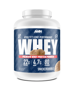 American Made Nutrition Protein Snickerdoodle / 5lb Performance Whey