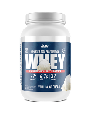 American Made Nutrition Protein Vanilla Ice Cream / 2lb Performance Whey