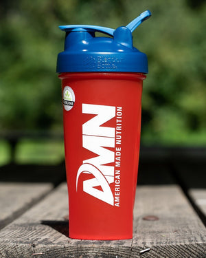 Blender Bottle Shaker - American Made Nutrition Supplements and Fitness Apparel