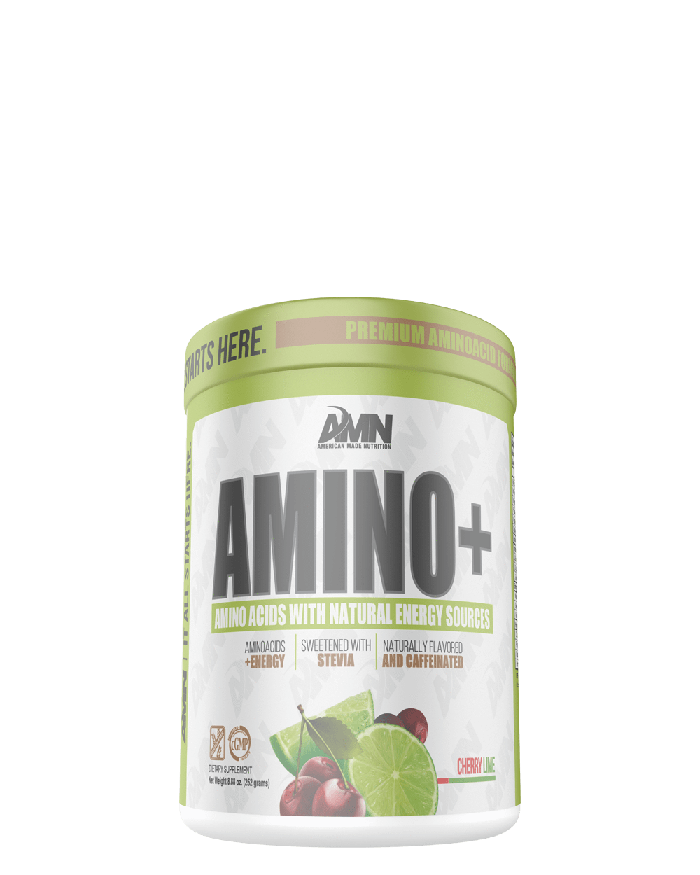 AMINO+ | BCAAS & NATURAL ENERGY
