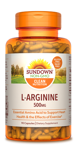 Sundown® L-Arginine