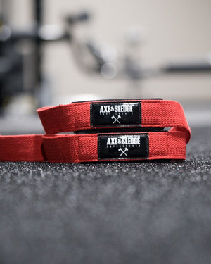 Axe & Sledge // Lifting Straps