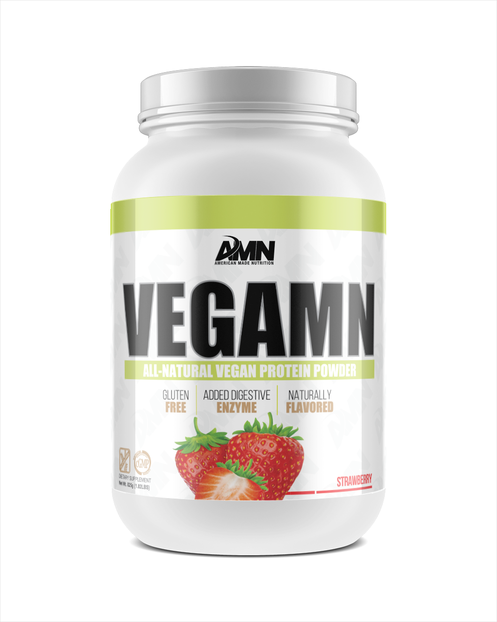 VEGAMN | All-Natural Vegan Protein Powder