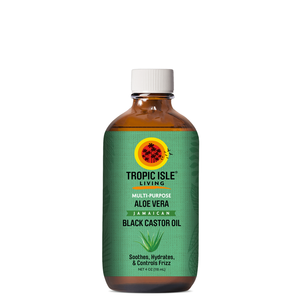 Aloe Vera Jamaican Black Castor Oil - Rein Beauty