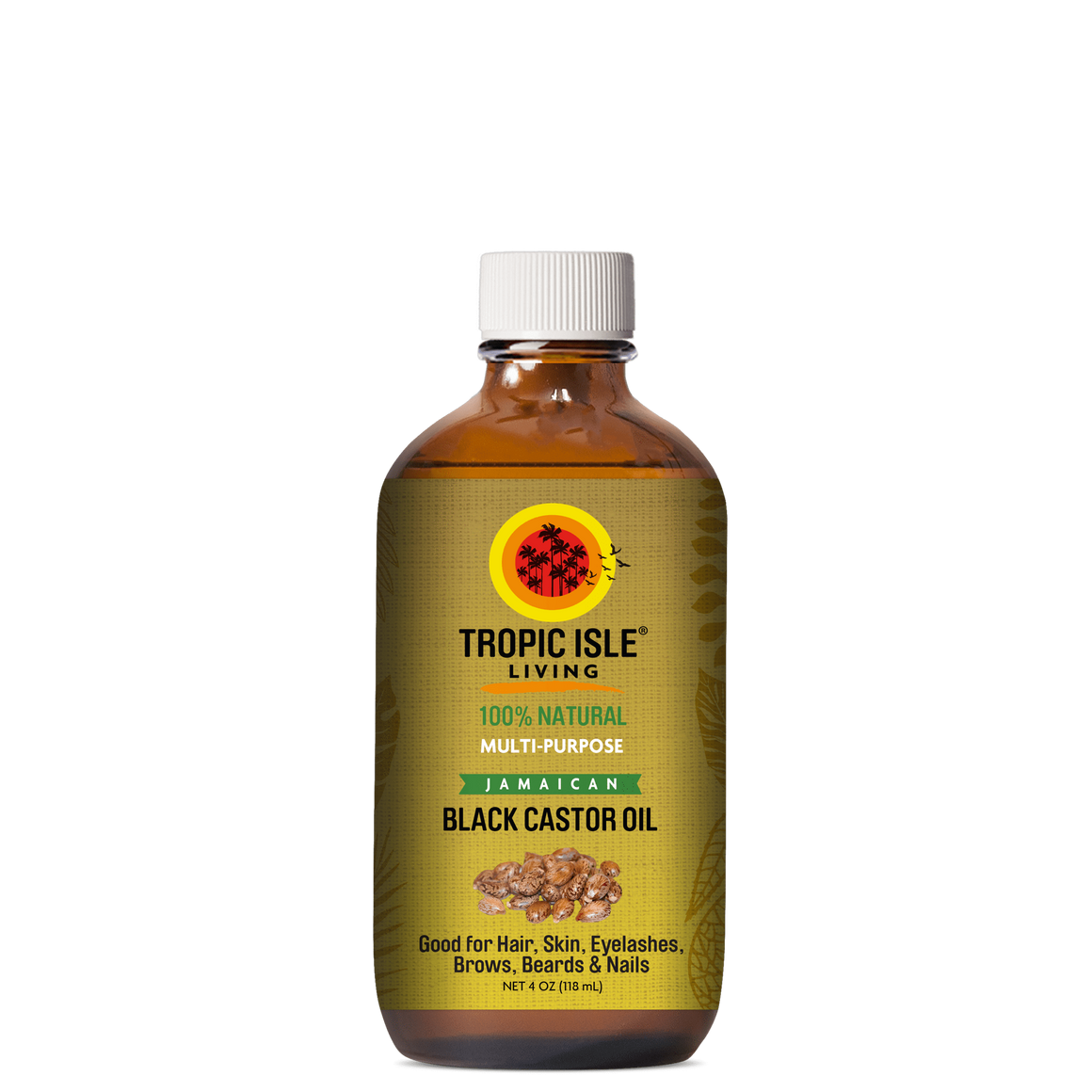 Jamaican Black Castor Oil - Rein Beauty