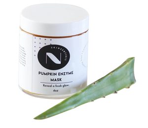 Pumpkin Enzyme Mask - Rein Beauty