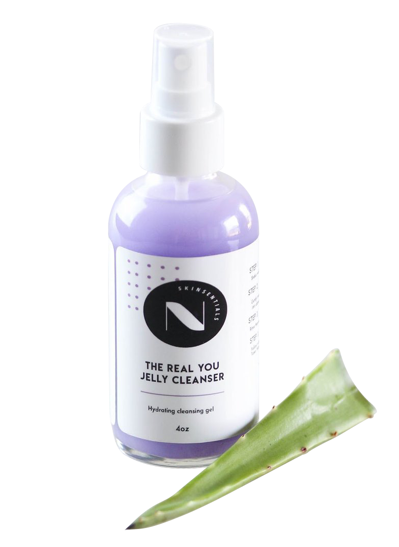 The Real You Jelly Cleanser - Rein Beauty