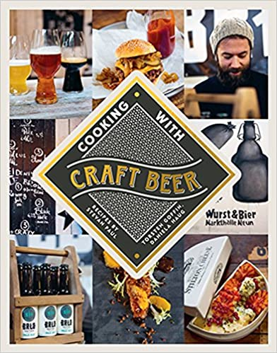 Cooking with Craft Beer-Hardcover