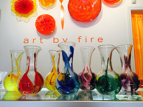 Art By Fire Carafe