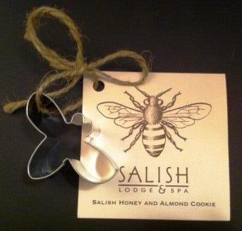 Salish Bee Cookie Cutter