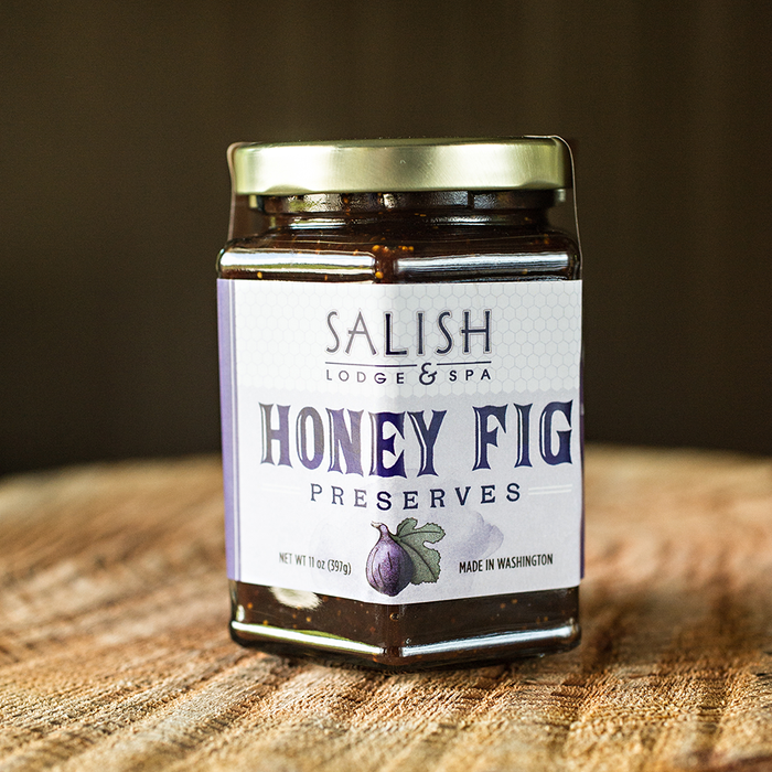Salish Honey Fig Spread