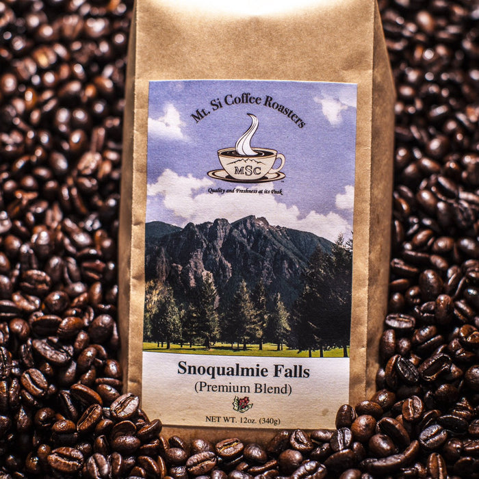 Snoqualmie Falls Premium Blend Coffee