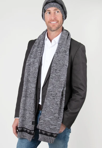 Men's  Straight Scarf