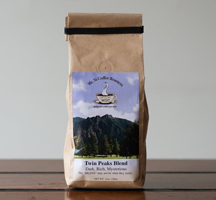 Twin Peaks Coffee Blend