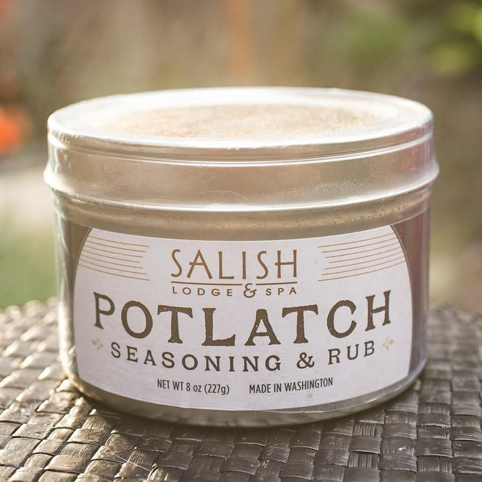 Salish Potlatch Seasoning & Rub