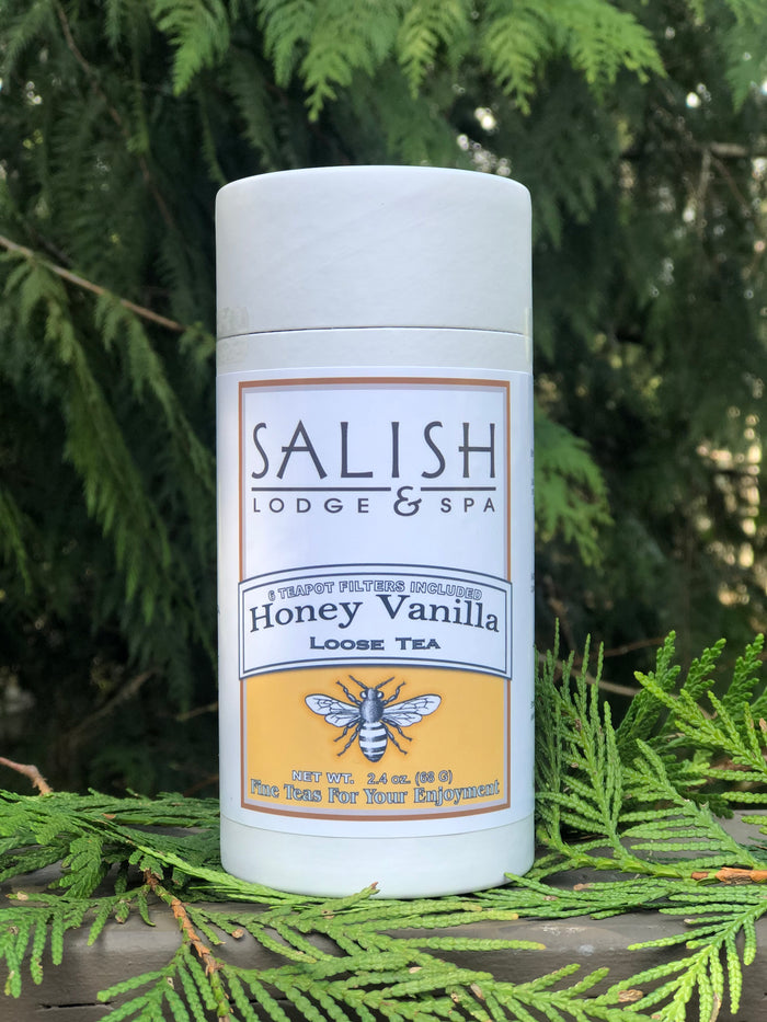 Salish Honey Vanilla Tea