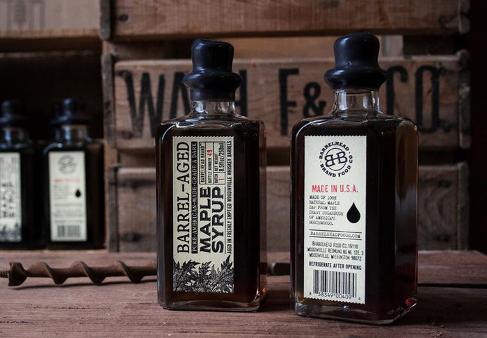 Woodinville™ Barrel Aged Maple Syrup
