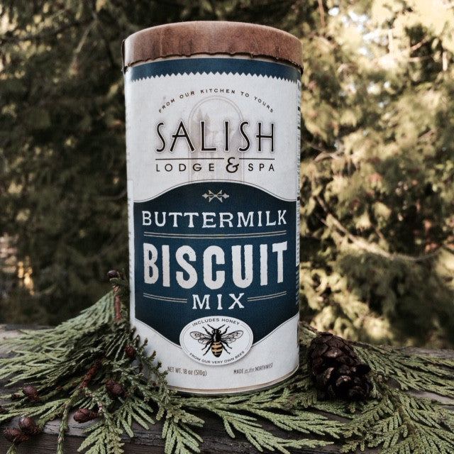Salish Buttermilk Biscuit Mix