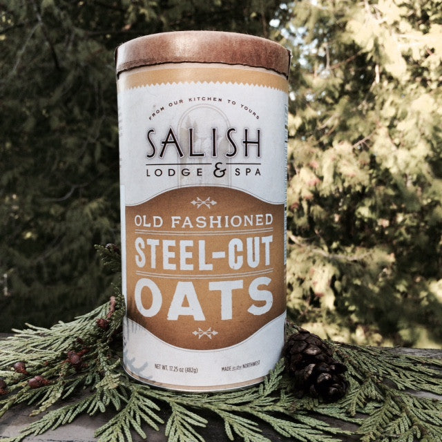 Salish Steel-Cut Oats