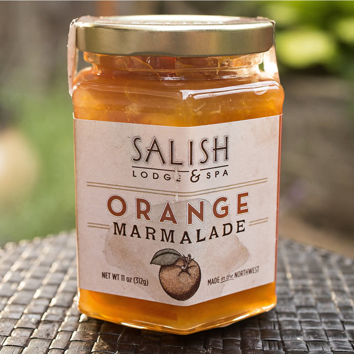 Salish Orange Marmalade