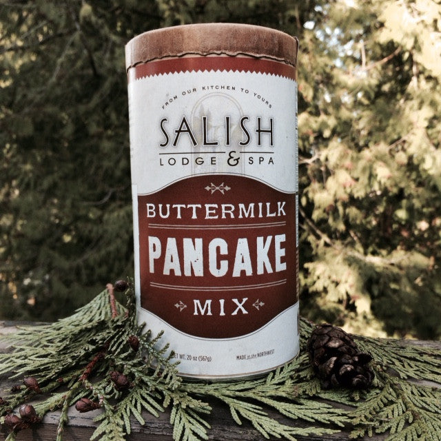 Salish Buttermilk Pancake Mix