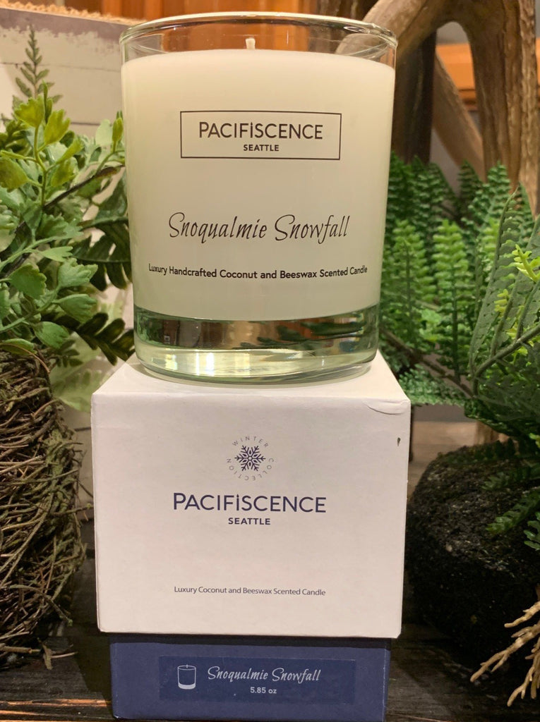 PACIFISCENCE CANDLES