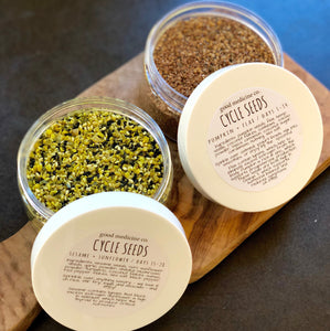 Seed Cycling Seasonings