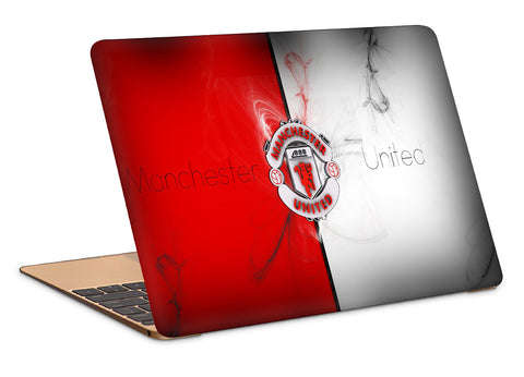 58849ccd16f Great Logo Manchester United New Macbook Air