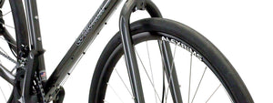 Steel Unicrown Fork with Room for 40mm Tires
