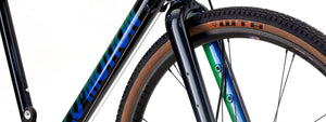 CoLab adventure cross fork with bottle mounts