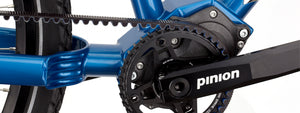Pinion P1.18 Gearbox and Gates Carbon Drive Belt