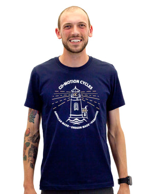 Men's & Women's Lighthouse Tee
