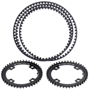 Gates CDX Carbon Timing Belt System