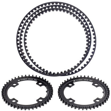 Gates Cdx Carbon Timing Belt System Co Motion Cycles
