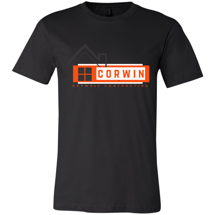 Corwin Drywall Contracting Logo Shirt