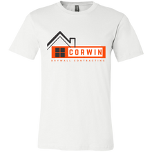 Load image into Gallery viewer, Corwin Drywall Contracting Logo Shirt