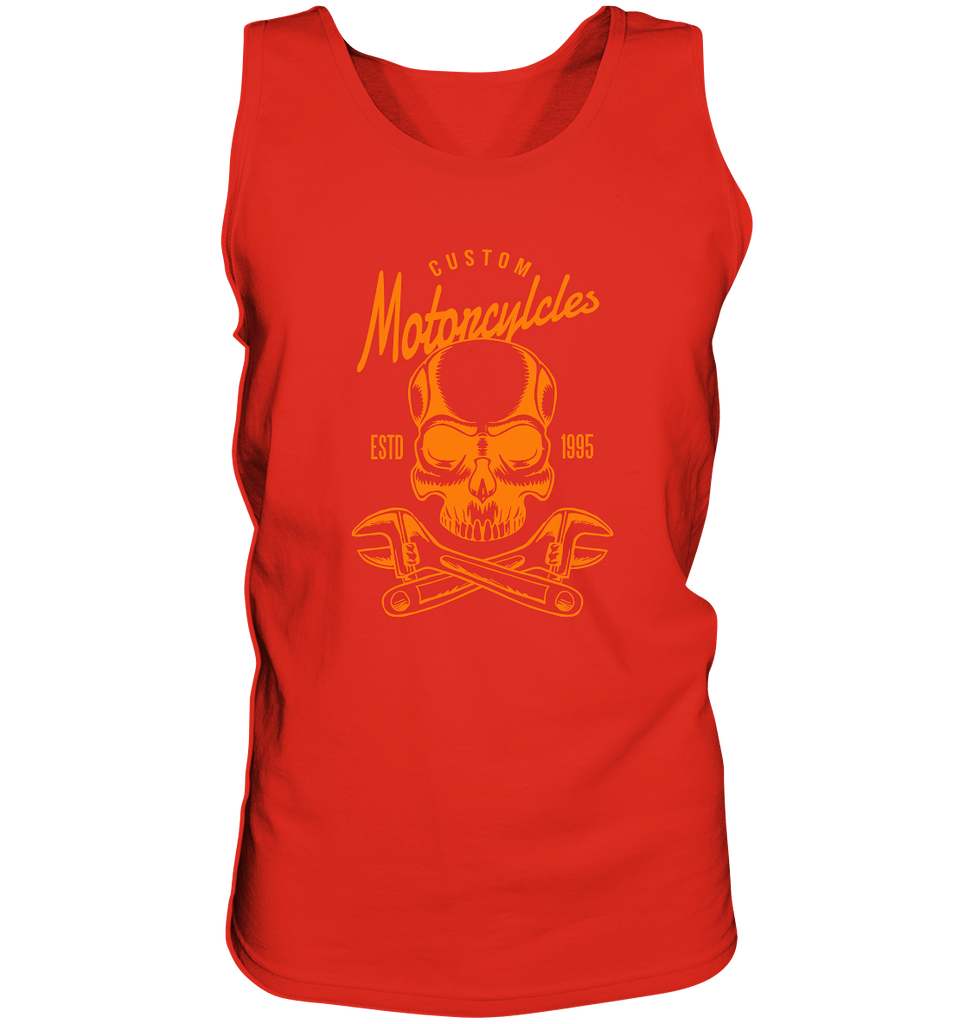 Biker Custom Motorcycles Tank Top - BrapWrap