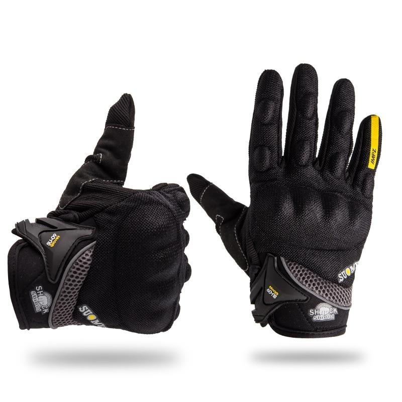 Full Finger Motorcycle Gloves for Summer