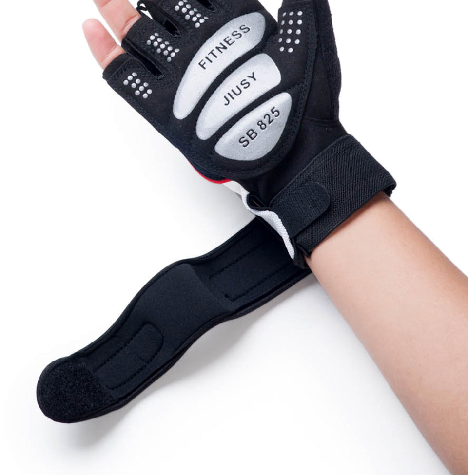 Tactical Combat Half Finger Gloves