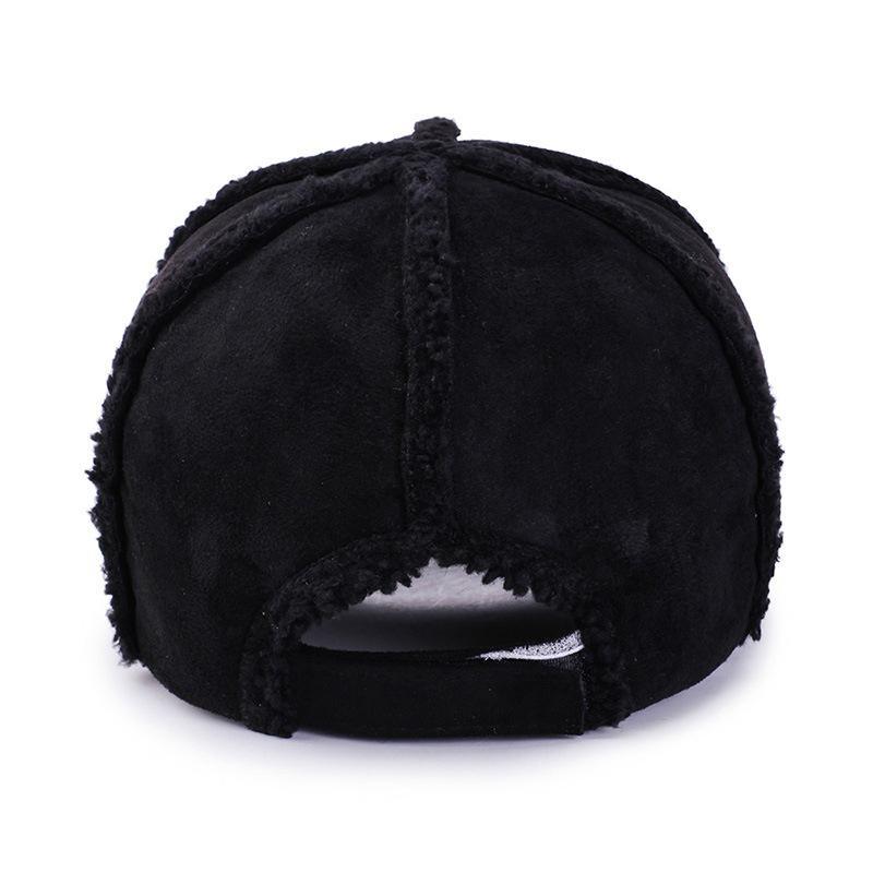 Fashion Brand Winter Baseball Cap - BrapWrap
