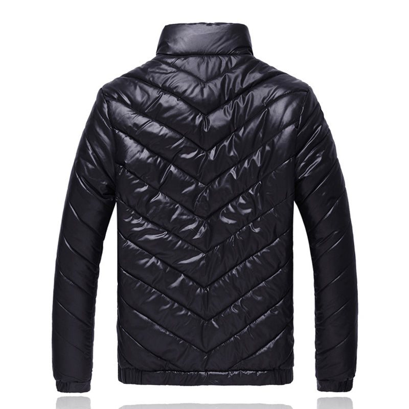 Thick Thermal Warm Casual Windbreaker Jacket